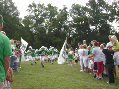 Christopher's 1st Football Game (11)