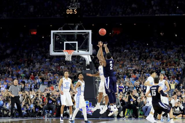 Image: NCAA Men's Final Four - National Championship - Villanova v North Carolina