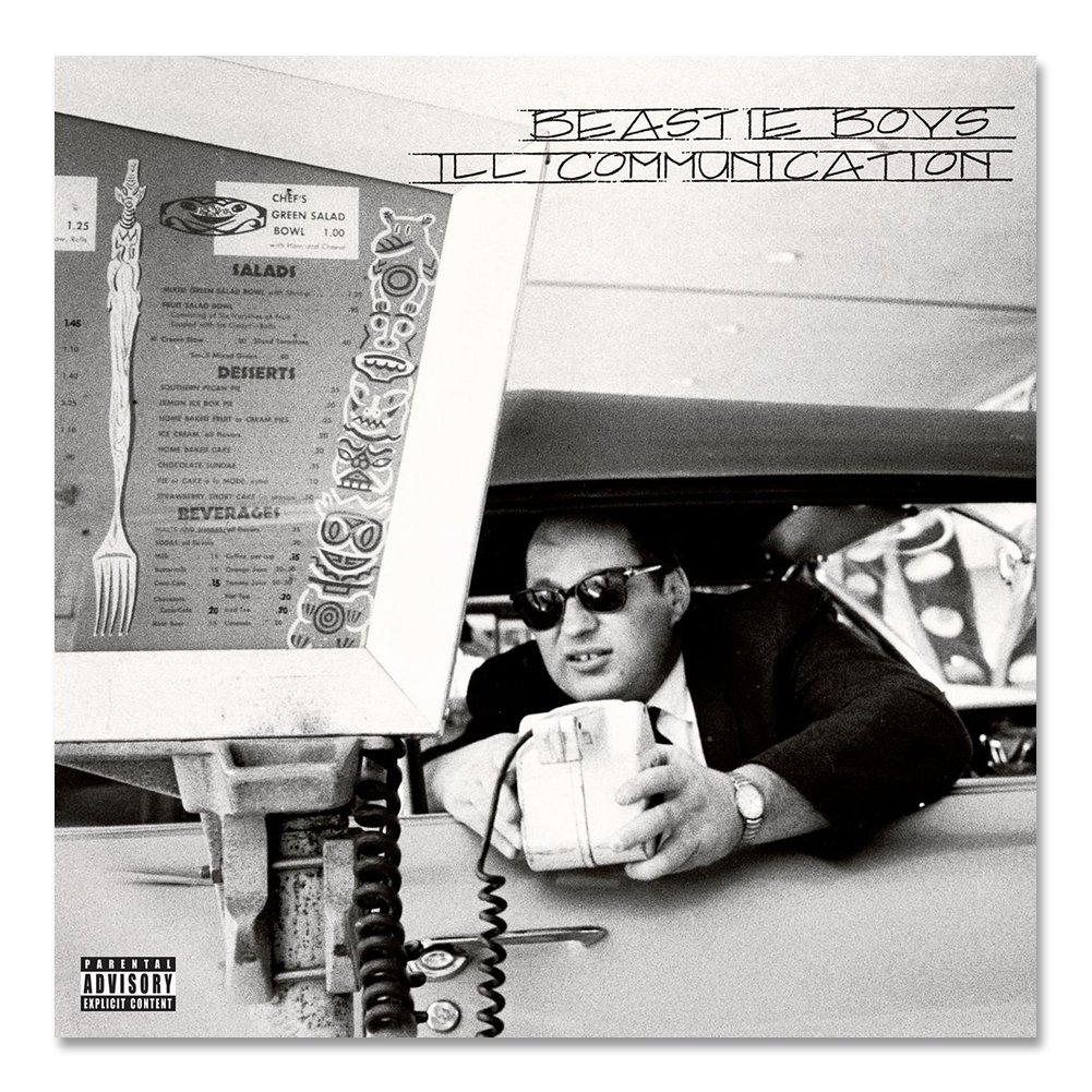 Beastie Boys Ill Communication